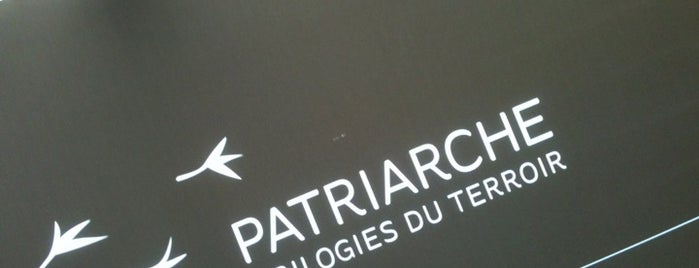 Le Patriarche is one of Québec.