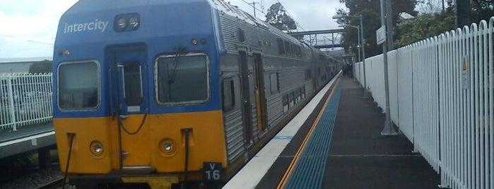 Tuggerah Station is one of Sydney Train Stations Watchlist.