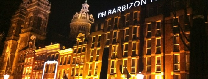 Hotel NH Collection Amsterdam Barbizon Palace is one of Amsterdam.