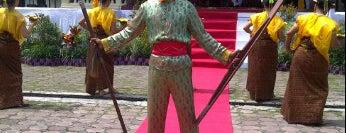 Museum Asi Mbojo - Bima is one of Museum In Indonesia.