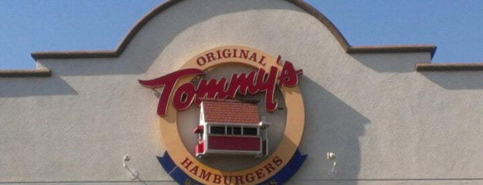Original Tommy's Hamburgers is one of For VW fans.