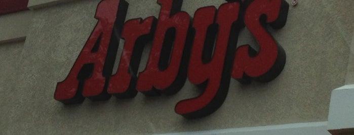 Arby's is one of Orte, die Erik gefallen.