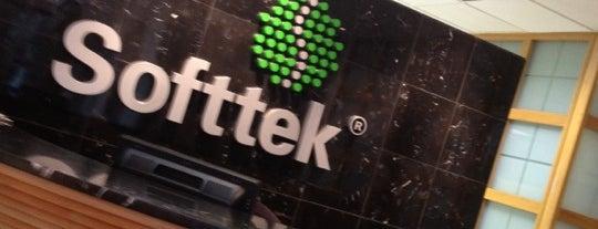 Softtek-GDL is one of Tempat yang Disukai Sergio M. 🇲🇽🇧🇷🇱🇷.