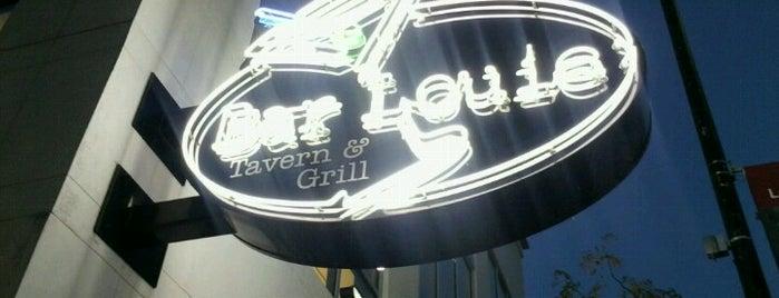 Bar Louie is one of Orte, die NZingha gefallen.