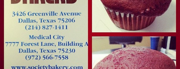 Society Bakery is one of Dallas FW Metroplex.
