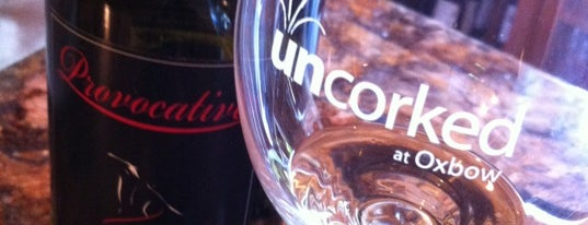 Uncorked is one of Film. Food. Wine..