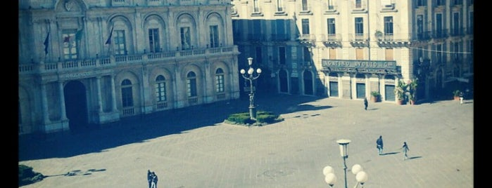 Piazza Università is one of Sicily.