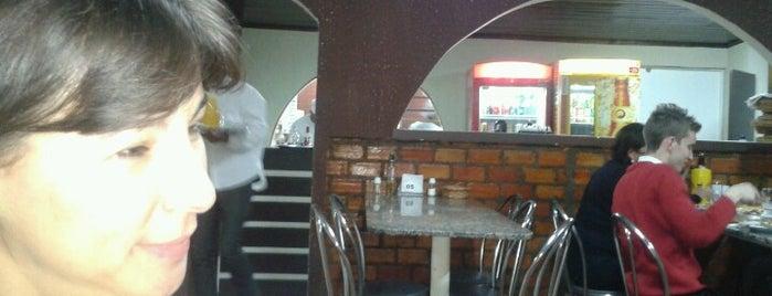 Pizzaria Mister Giuseppe is one of สถานที่ที่ Haron ถูกใจ.