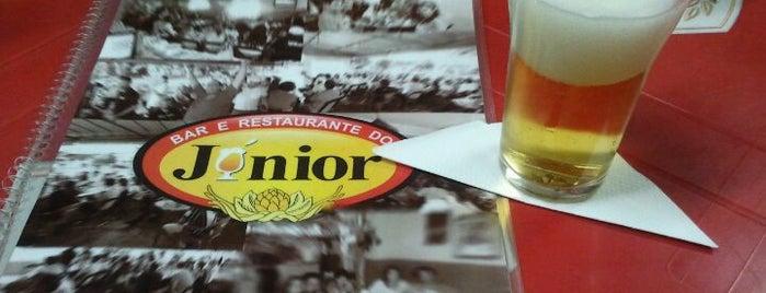 Bar do Junior is one of Locais 1.