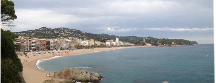 Passeig de Lloret de Mar is one of Lloret De Mar, Girona (August 2016).