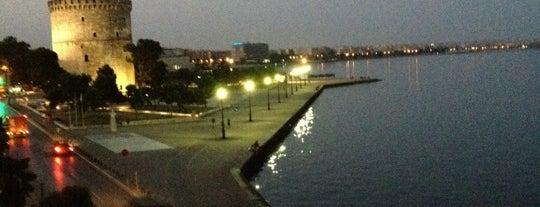 Πλατεία Λευκού Πύργου is one of Spiridoulaさんのお気に入りスポット.
