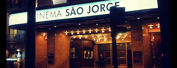 Cinema São Jorge is one of Enjoy & Chill.