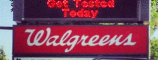 Walgreens is one of สถานที่ที่ Brad ถูกใจ.