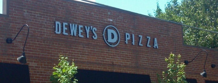 Dewey's Pizza is one of Picks for Pizza.