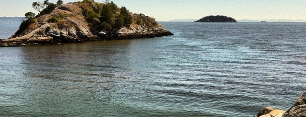 Whytecliff Park is one of Canada.