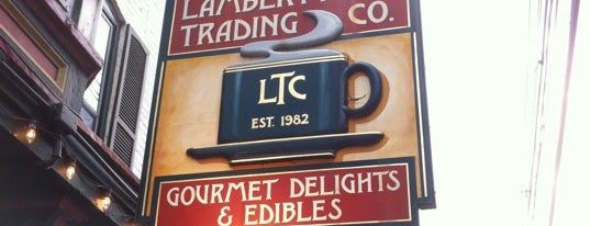 Lambertville Trading Company is one of East Coast Coffee.