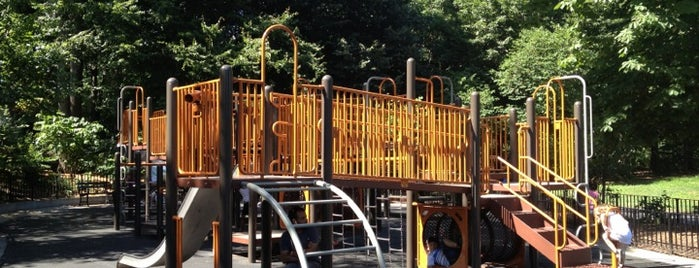 Vanderbilt Playground is one of Carmen : понравившиеся места.
