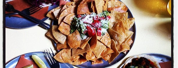 Tacombi at Fonda Nolita is one of NYC: restaurants to try.