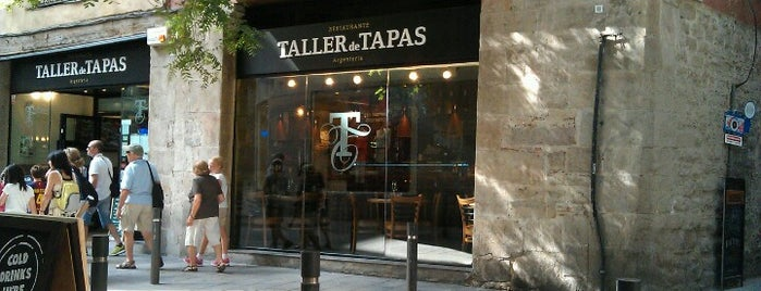 Taller de Tapas is one of Ronald 님이 좋아한 장소.