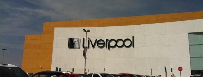 Liverpool is one of Locais curtidos por Claudia.