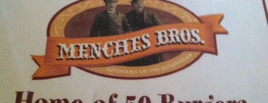 Menches Brothers is one of South of Cleveland and Ashtabula.