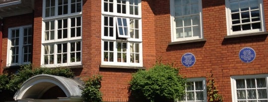 Freud Museum is one of London City Guide.