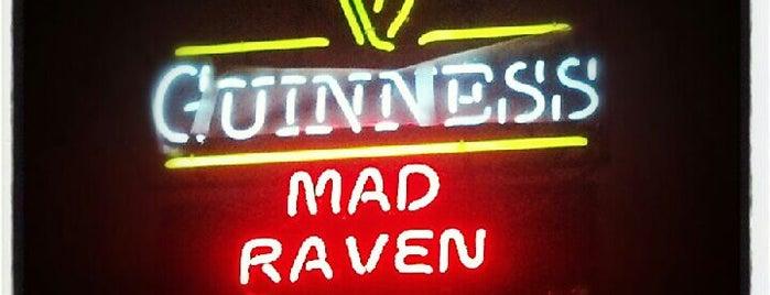 The Mad Raven is one of Lieux sauvegardés par Jim.