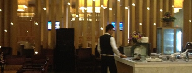 Premier Lounge is one of Jakarta, Indonesia.