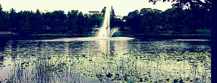 Lake Lily Park is one of Posti che sono piaciuti a Donna.