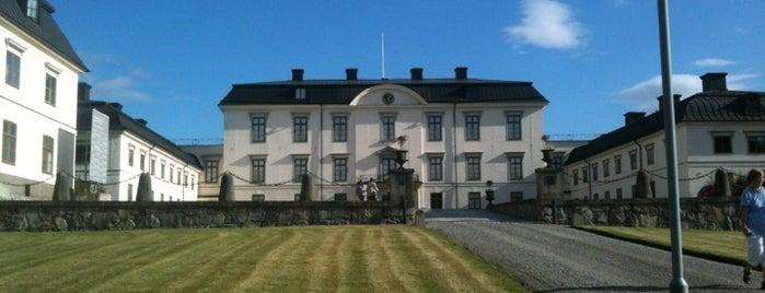 Rosersbergs Slott is one of Orte, die Minna gefallen.