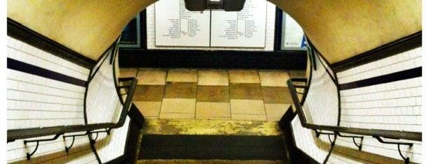 Kennington London Underground Station is one of Underground Stations in London.