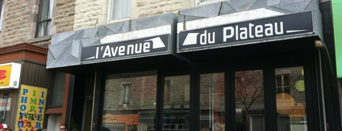 Restaurant L'Avenue is one of Lieux sauvegardés par Jeremy.