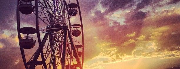 Three County Fairgrounds is one of Joshua: сохраненные места.
