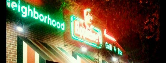 Applebee's is one of Orte, die Lauren gefallen.