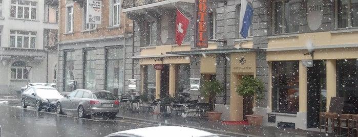 Hotel Alpina is one of schon gemacht 2.