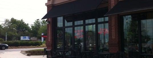 Jimmy John's is one of Tempat yang Disukai Chandler.