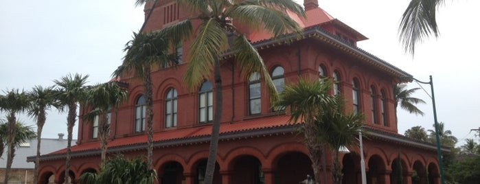U.S. Customs House  Museum is one of Key West.