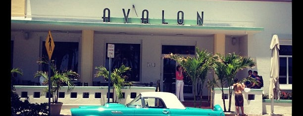 A Fish Called Avalon is one of dinner recommendations.