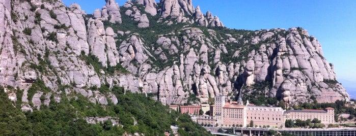 Monestir de Sant Benet de Montserrat is one of Europe.