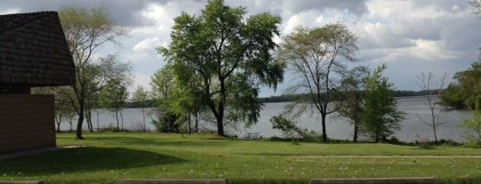 Big Creek Lake State Park is one of IA STATE PARKS.