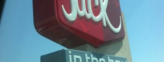 Jack in the Box is one of Kool Places.