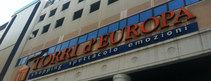 Torri d'Europa is one of 4G Retail.