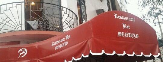 Restaurante - Bar Montejo is one of CdMx.