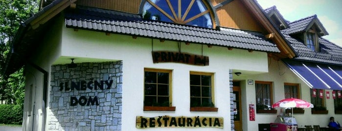 Slnečný dom is one of Posti che sono piaciuti a Lucie.