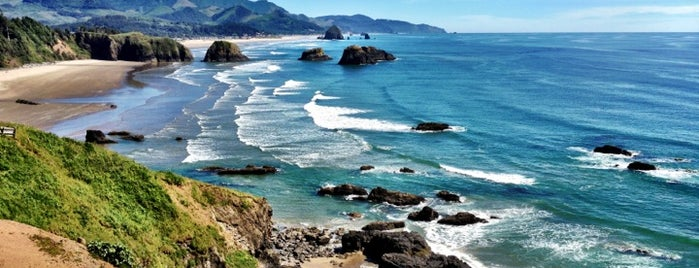 Ecola State Park is one of 2014 Oregon Trip.