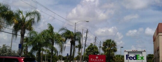 Ramada Plaza Fort Lauderdale is one of USA.