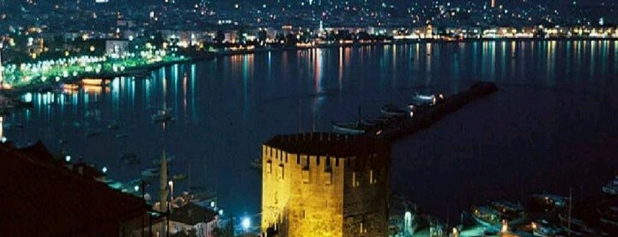 Alanya is one of Lugares favoritos de Yılmaz.