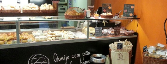 A Padaria Portuguesa is one of Lisbon.