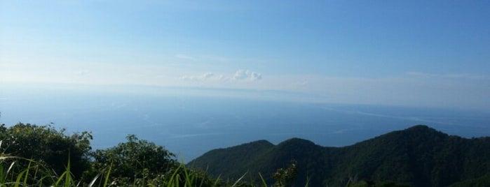 弥彦山 is one of 日本夜景遺産.