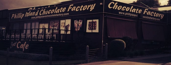Phillip Island Panny's Chocolate Factory is one of Robertさんのお気に入りスポット.